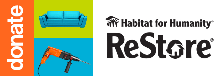 Habitat restore donations accepted images - no more stock photos