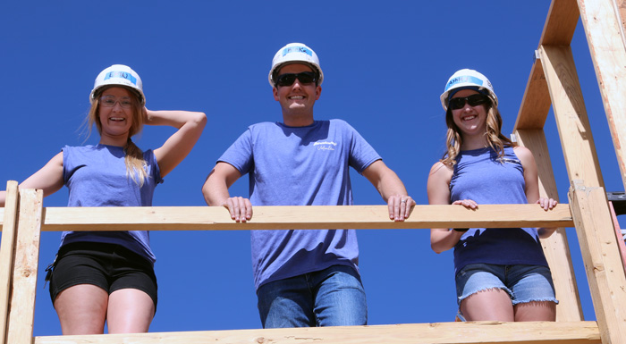 Habitat for Humanity One-Day Team-Building Volunteer Opportunities