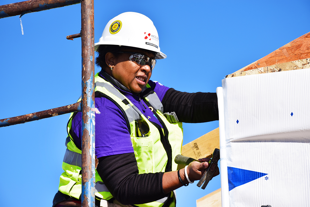 Women Build 2019 solo work