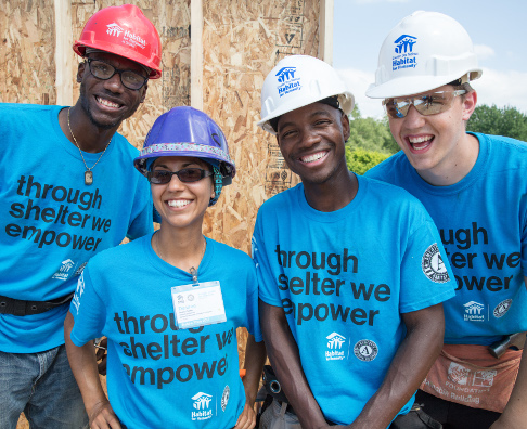 Habitat for Humanity Construction Opportunities